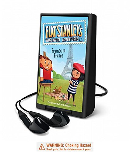 9781467671187: Flat Stanley's Worldwide Adventures #11: Framed in France