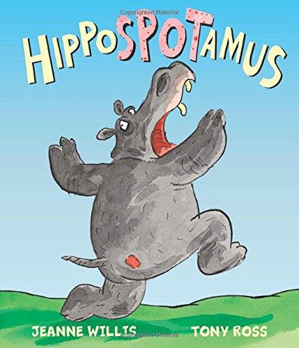 9781467703161: Hippospotamus (Andersen Press Picture Books)