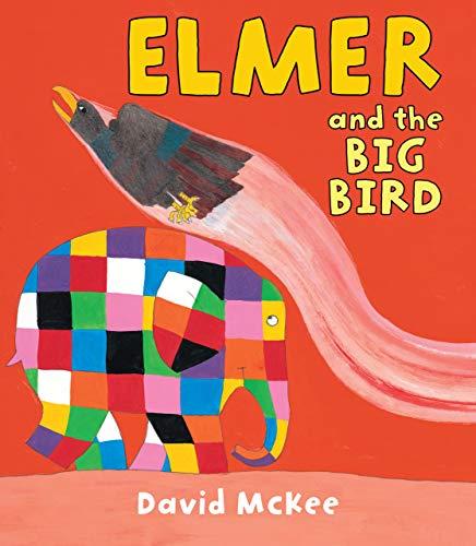 9781467703192: Elmer and the Big Bird (Elmer Books)