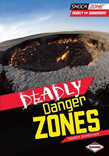 Deadly Danger Zones (Shockzone - Deadly and Dangerous): Sandy Donovan