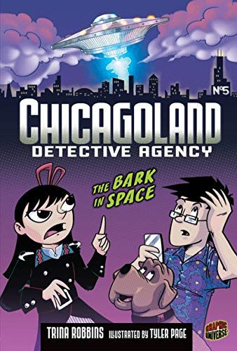 9781467707251: The Bark in Space (Chicagoland Detective Agency)