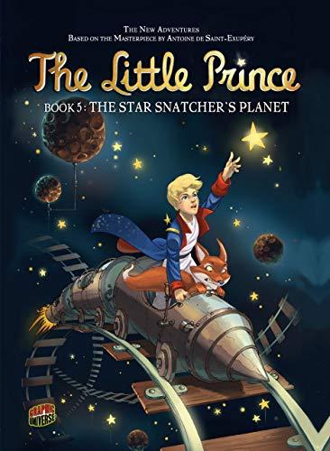 The Star Snatcher's Planet (Little Prince): Barichella, Thomas
