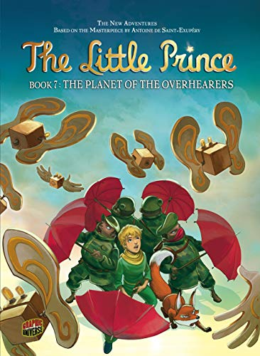 9781467707398: The Planet of the Overhearer (The Little Prince)