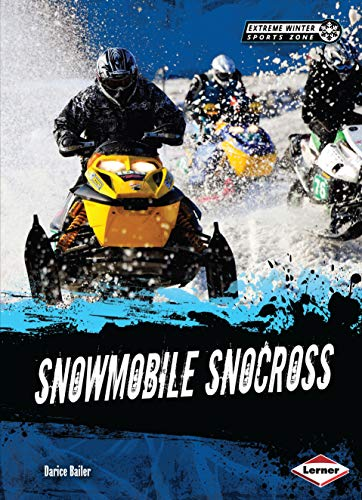 9781467707589: Snowmobile Snocross (Extreme Winter Sports Zone)