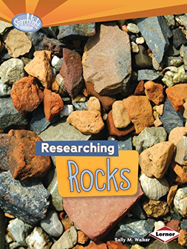 9781467707930: Researching Rocks (Searchlight Books)