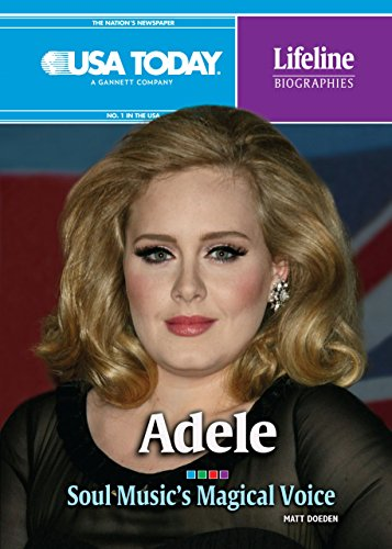 Adele: Soul Music's Magical Voice (Library Binding): Matt Doeden
