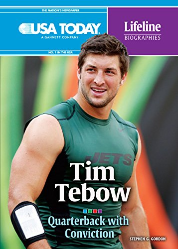 9781467708098: Tim Tebow: Quarterback With Conviction
