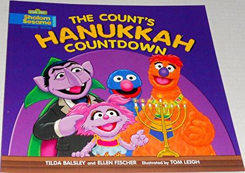 9781467709453: Shalom Sesame: The Count's Hanukkah Countdown
