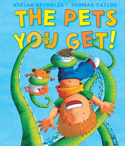 9781467711432: The Pets You Get! (Andersen Press Picture Books (Hardcover))