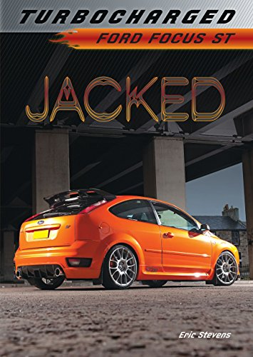 9781467712460: Jacked: Ford Focus St (Turbocharged)
