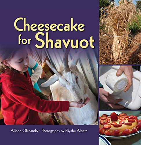 9781467714112: Cheesecake for Shavuot