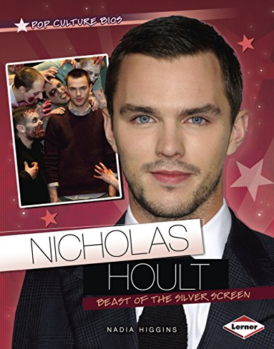 9781467714440: Nicholas Hoult: Beast of the Silver Screen (Pop Culture Bios)