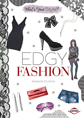 9781467714686: Edgy Fashion (What's Your Style?)