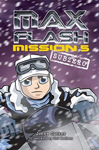 Subzero (Max Flash): Zucker, Jonny