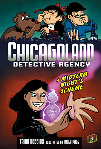 A Midterm Night's Scheme (Chicagoland Detective Agency): Trina Robbins