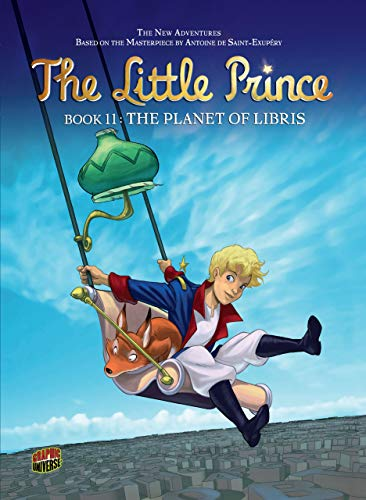 9781467715201: The Planet of Libris (The Little Prince)