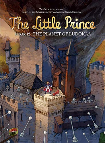 The Planet of Ludokaa (Little Prince): Constantine, Clelia