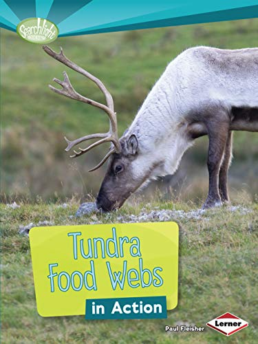 9781467715577: Tundra Food Webs in Action (Searchlight Books) (Searchlight Books: What Is a Food Web?)