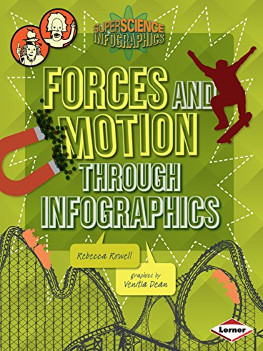 9781467715911: Forces and Motion Through Infographics (Super Science Infographics)