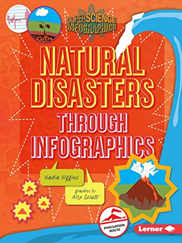 9781467715935: Natural Disasters Through Infographics (Super Science Infographics)