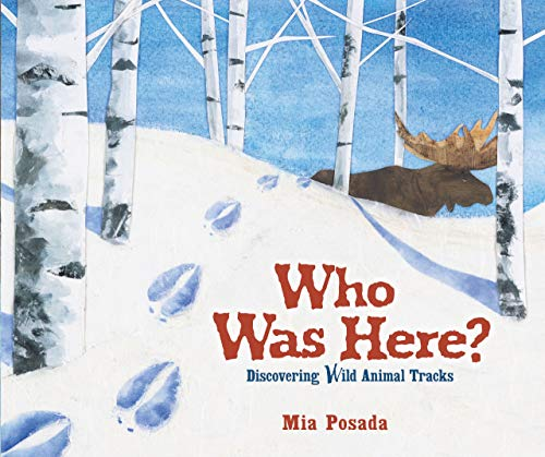 9781467718714: Who Was Here?: Discovering Wild Animal Tracks (Millbrook Picture Books)