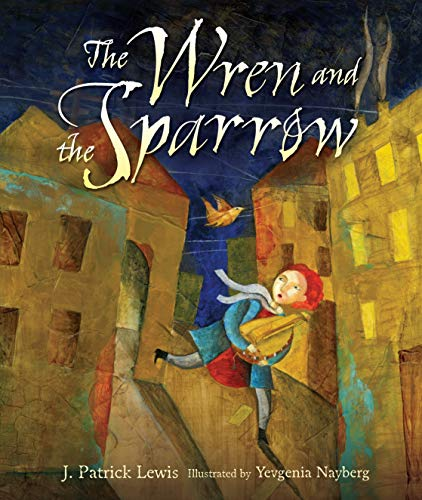The Wren and the Sparrow (Holocaust): J. Patrick Lewis