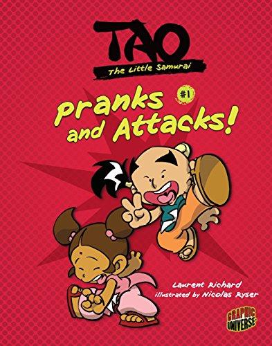 1 Pranks and Attacks!: Richard, Laurent/ Ryser, Nicolas (Illustrator)