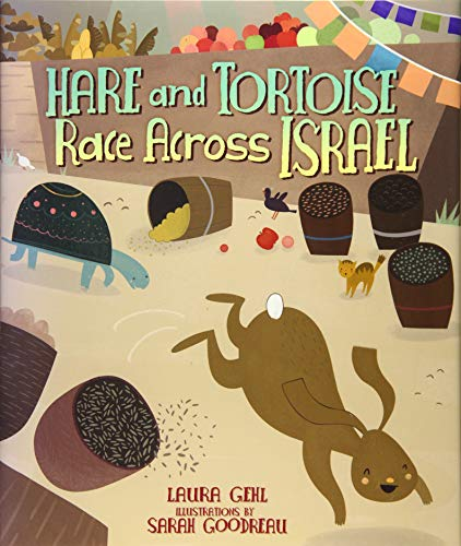 Hare and Tortoise Race Across Israel: Laura Gehl