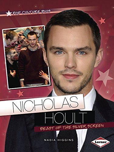 9781467723787: Nicholas Hoult: Beast of the Silver Screen (Pop Culture Bios)