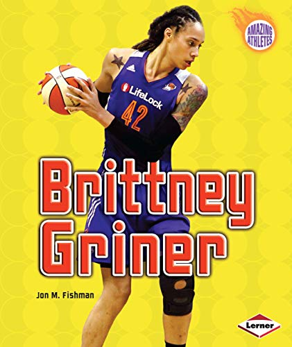 9781467726528: Brittney Griner (Amazing Athletes)