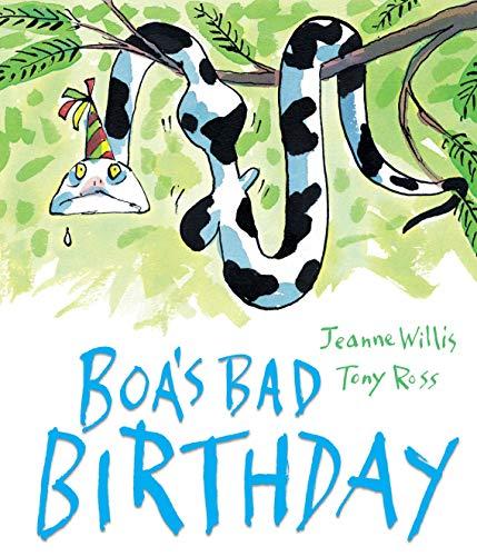 Boa's Bad Birthday (Andersen Press Picture Books): Willis, Jeanne