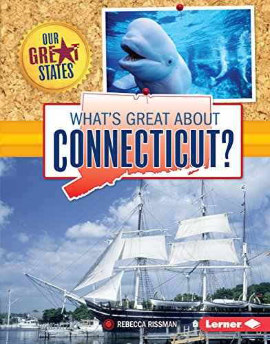 9781467738576: What's Great About Connecticut? (Our Great States)
