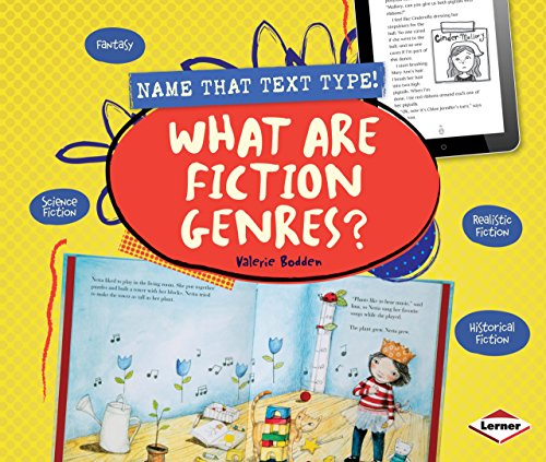 What Are Fiction Genres? (Name That Text Type!): Valerie Bodden