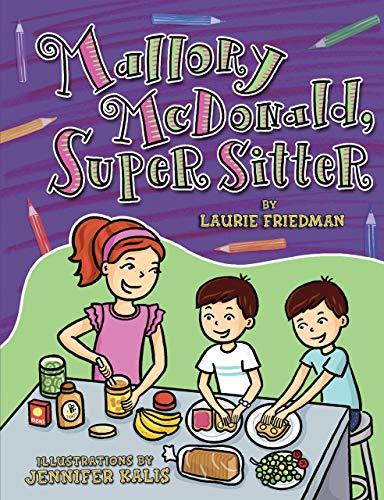 9781467750318: Mallory McDonald, Super Sitter