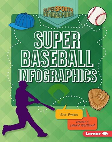 9781467752329: Super Baseball Infographics (Super Sports Infographics)