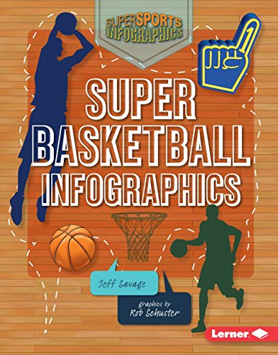Super Basketball Infographics (Super Sports Infographics): Jeff Savage