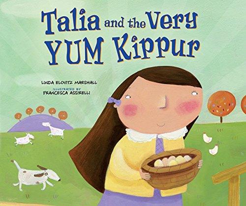 9781467752367: Talia and the Very Yum Kippur