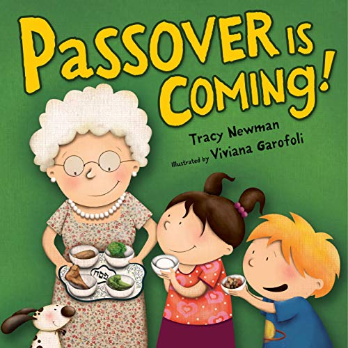 9781467752428: Passover Is Coming! (Very First Board Books)