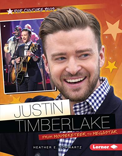 9781467757157: Justin Timberlake: From Mouseketeer to Megastar