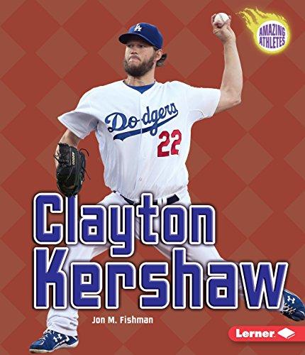 9781467757454: Clayton Kershaw (Amazing Athletes)
