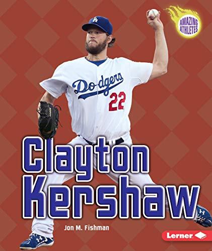 9781467760560: Clayton Kershaw (Amazing Athletes)