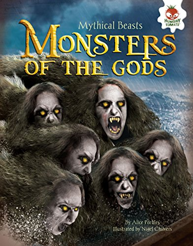 Monsters of the Gods (Mythical Beasts): Alice Peebles