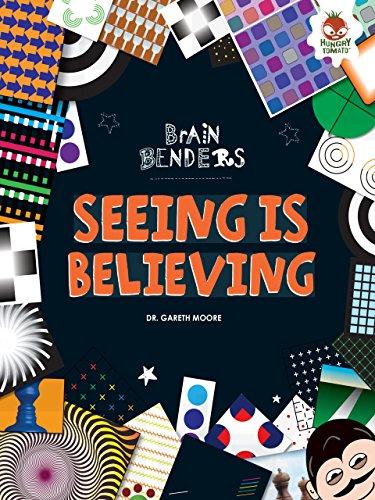 9781467772013: Seeing Is Believing (Brain Benders)