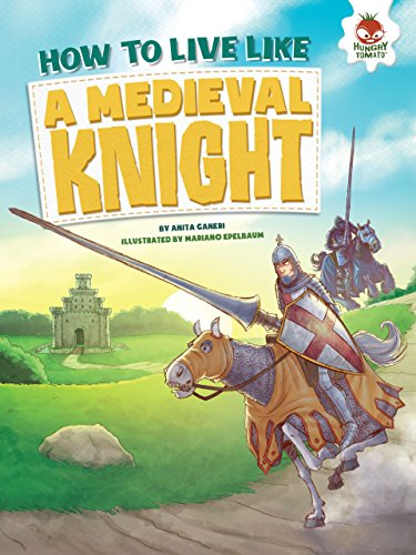 9781467772099: A Medieval Knight (How to Live Like...)
