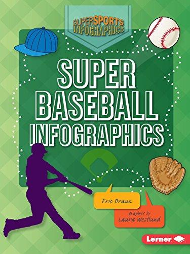 9781467775748: Super Baseball Infographics (Super Sports Infographics)