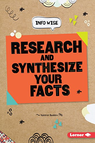 9781467775816: Research and Synthesize Your Facts (Info Wise)