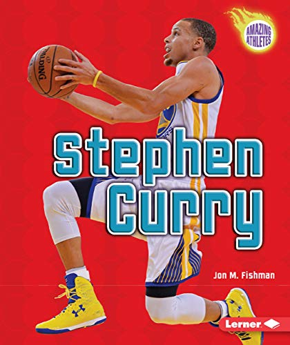 9781467781121: Stephen Curry (Amazing Athletes)