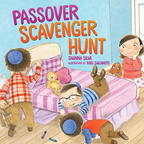 9781467789370: Passover Scavenger Hunt