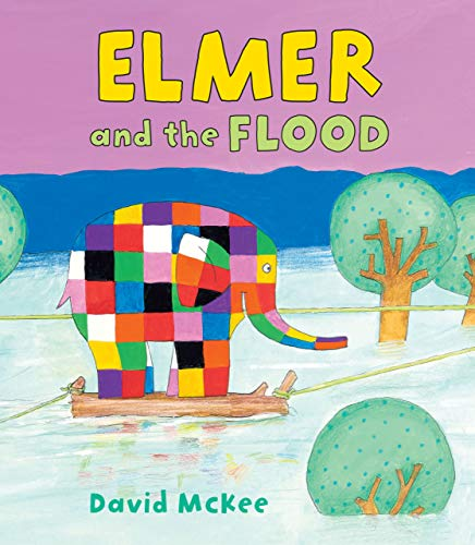 9781467793124: Elmer and the Flood (Elmer Books)