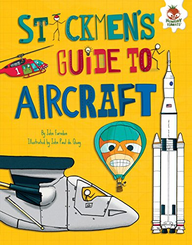 9781467793599: Stickmen's Guide to Aircraft (Stickmen's Guides to How Everything Works)